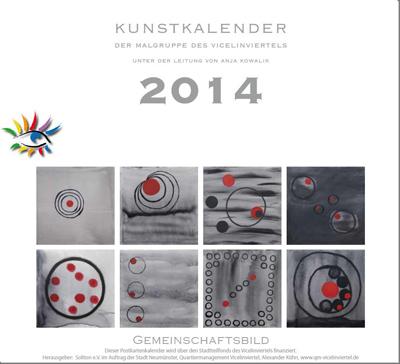 Kunstkalender Vicelinviertel 2014