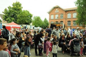 Stadtteilfest Vicelinviertel 2012